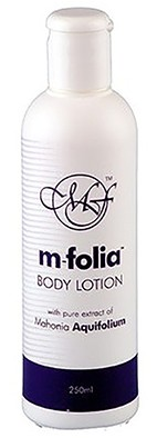 M-Folia Psoriasis Body Lotion 250ml bottle