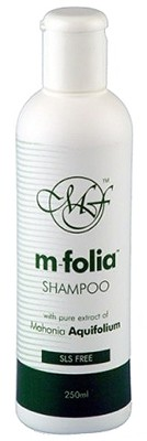 M-Folia Psoriasis Shampoo 250ml bottle