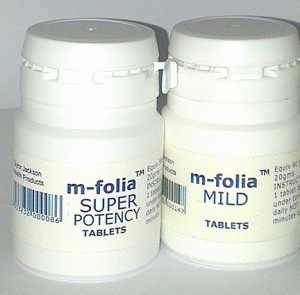 M-Folia Psoriasis Tablets
